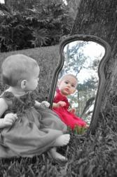 Image de soi petite fille